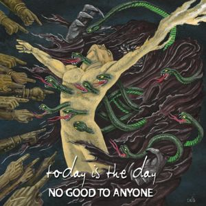 Today Is The Day No good to anyone CD standard