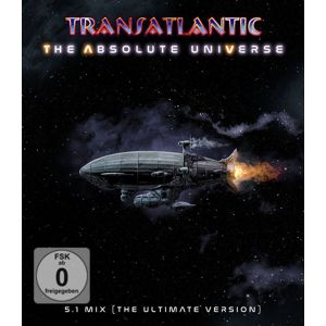 TransAtlantic The absolute universe: 5.1 Mix (The Ultimate Version) Blu-Ray Disc standard