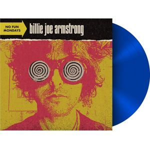Billie Joe Armstrong No fun mondays LP modrá