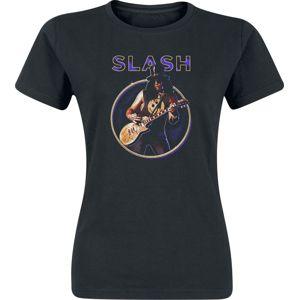 Slash Slash dívcí tricko černá