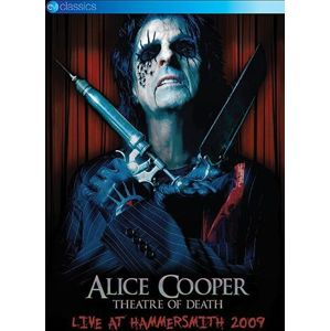Alice Cooper Theatre of death - Live at Hammersmith 2009 DVD standard