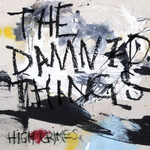 The Damned Things High crimes CD standard