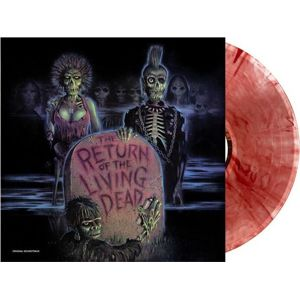 V.A. The return of the living dead LP standard