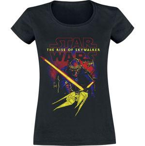 Star Wars Episode 9 - Der Aufstieg Skywalkers - Kylo Ren - Beware Of The Dark Side dívcí tricko černá