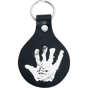 Pán prstenů Hand Of Saruman Klíčenka černá