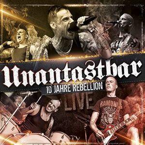 Unantastbar 10 Jahre Rebellion - Live 2-CD & DVD standard