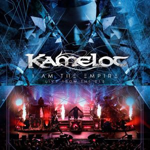 Kamelot I am the empire - Live from the 013 CD & DVD & Blu-ray standard