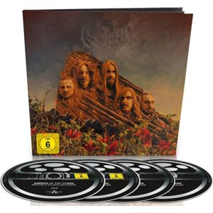 Opeth Garden of the titans (Live at Red Rocks Amphitheater) Blu-ray & DVD & 2-CD standard